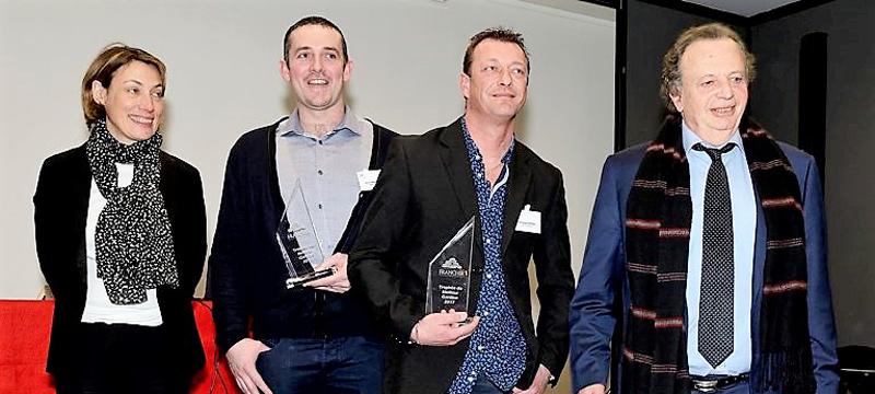 Lauréats Trophée Meilleurs Gardiens 2017