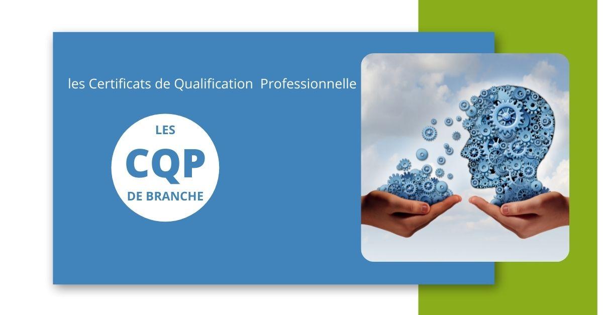les-cqp-certificats-de-qualification-professionnelle